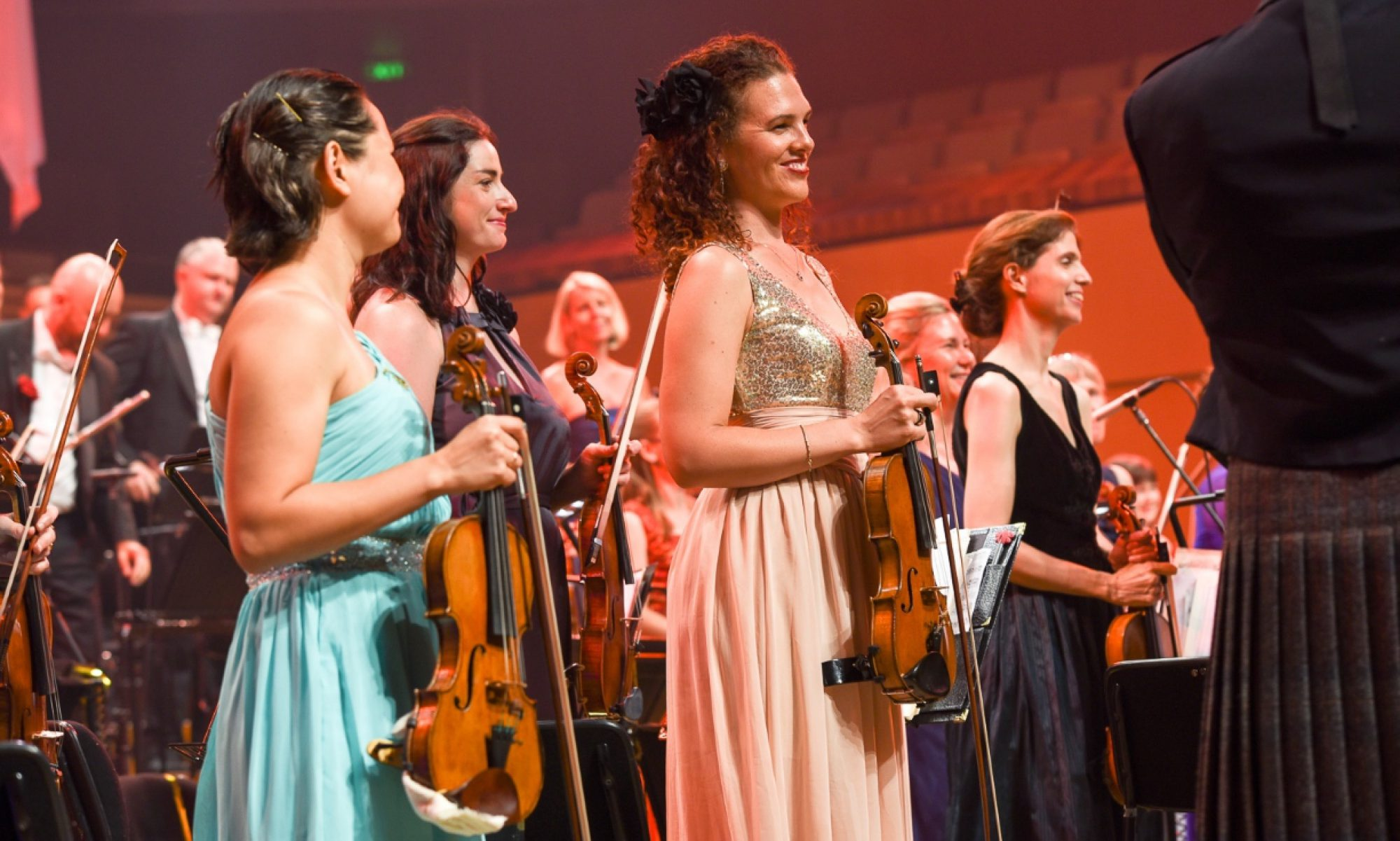 Australian Musicians and orchestral services